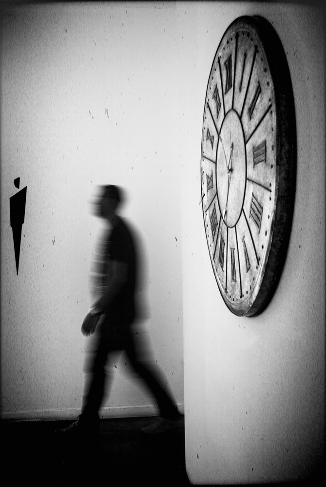 A piece of fine art art photography titled Time Has Told Me by milena seita
