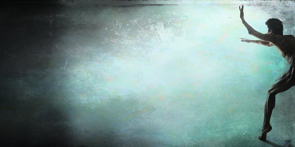 A piece of fine art art photography titled Light Ahead II by DDiArte
