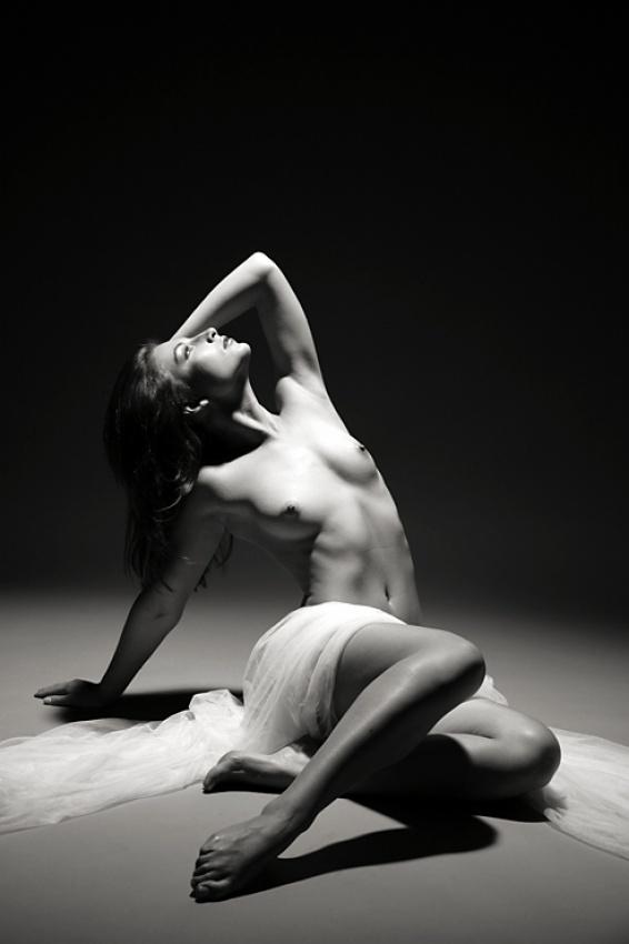 A piece of fine art art photography titled Awakening by Balazs Pataki