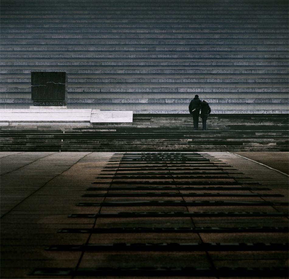 A piece of fine art art photography titled Presente by Sandi Gorkic