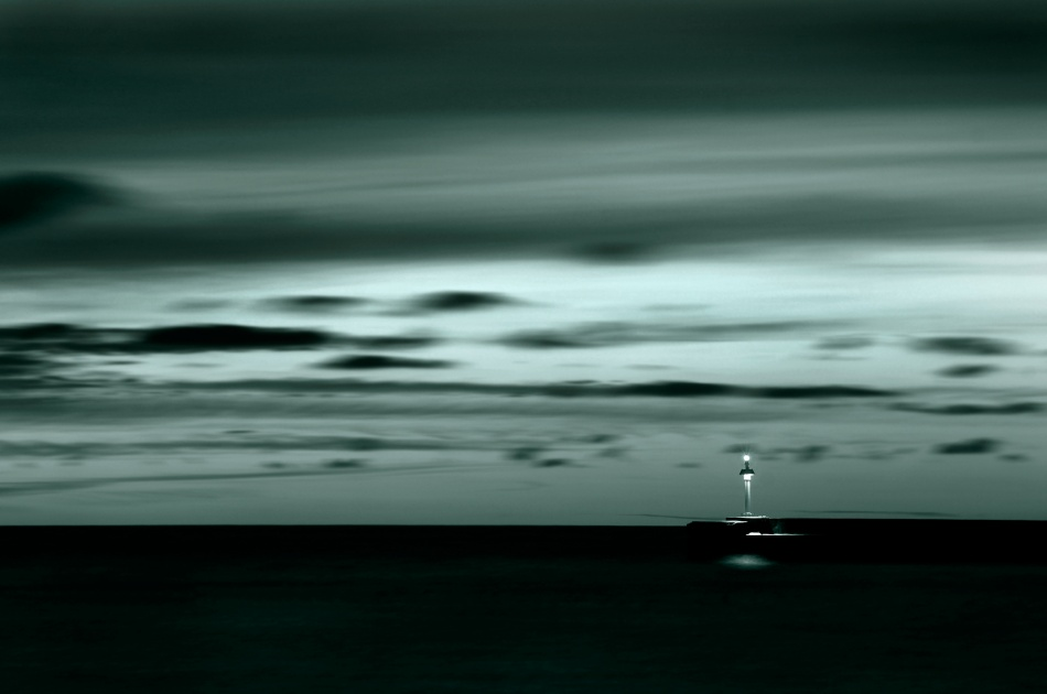 A piece of fine art art photography titled Silent by Niels Christian Wulff