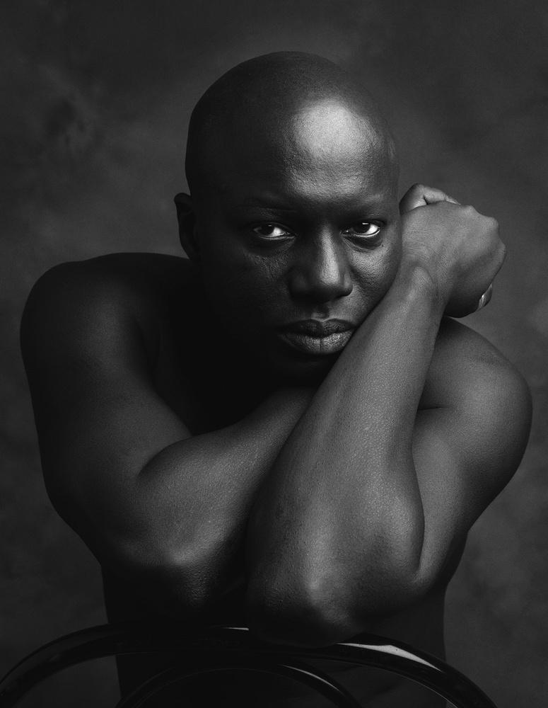 A piece of fine art art photography titled Amadou #01 by Nana Sousa Dias