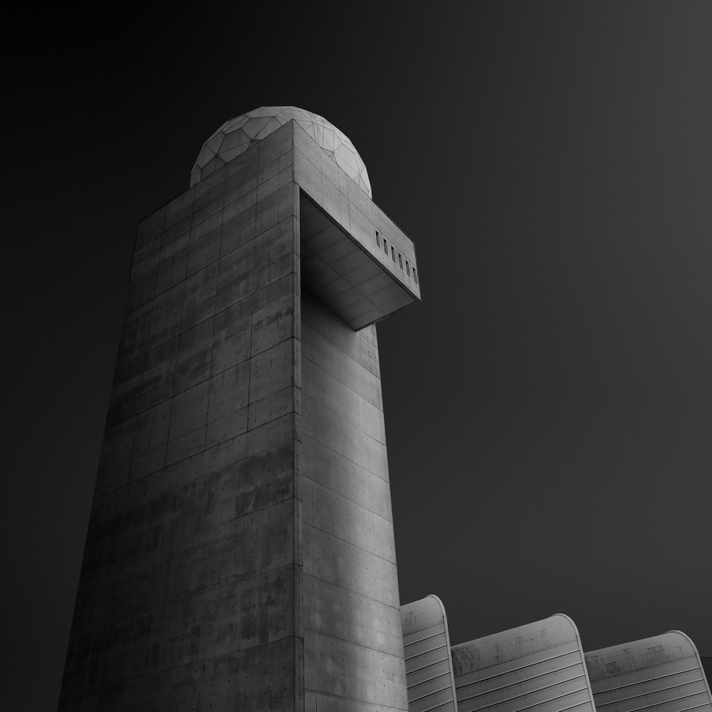 A piece of fine art art photography titled Standpoint by Gediminas Karbauskis