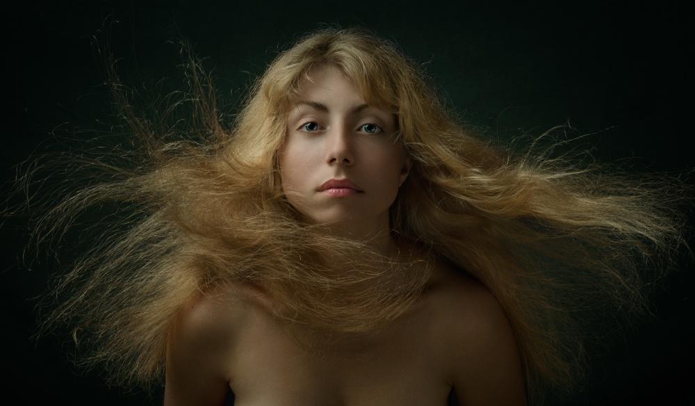 A piece of fine art art photography titled Julia by Sergey Spoyalov
