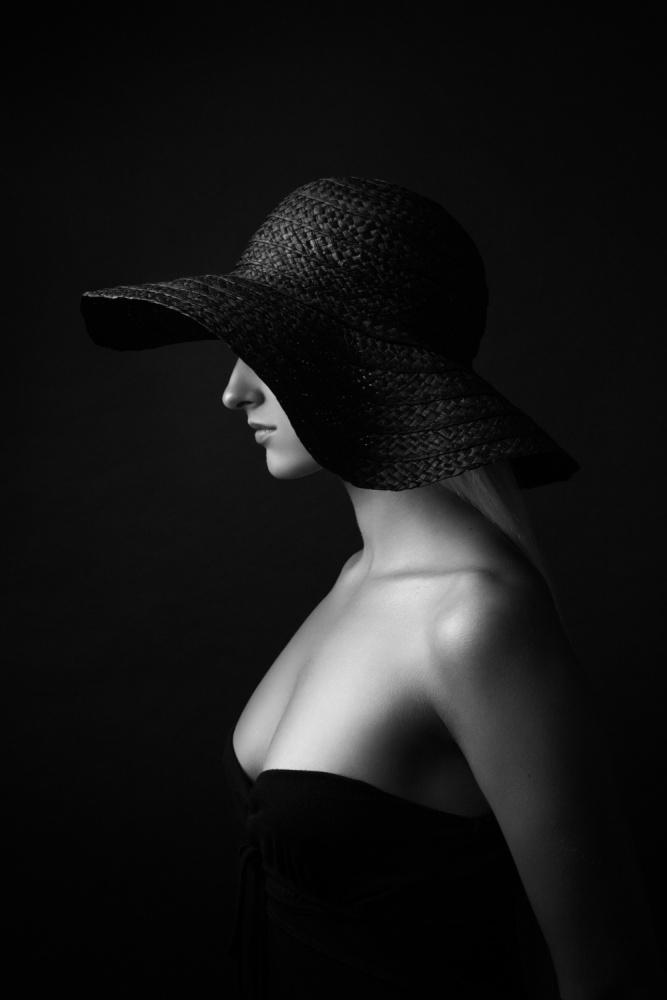 A piece of fine art art photography titled Jane Doe by Alexey Frolov