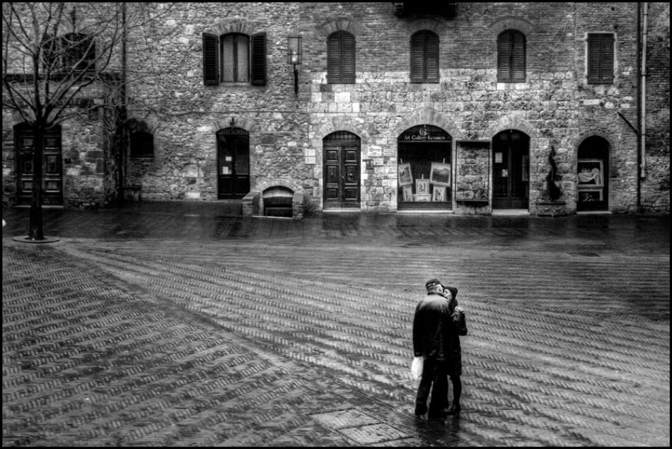 A piece of fine art art photography titled San GimignAmo by Salvatore Lapignola