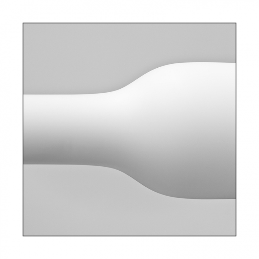 A piece of fine art art photography titled Bottleneck by prbimages