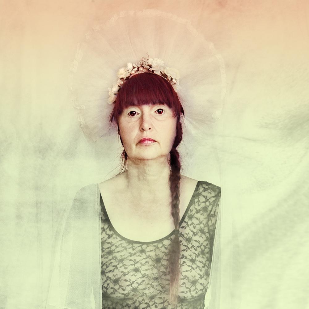 A piece of fine art art photography titled A Faded Dream by Angelika Martha Himburg