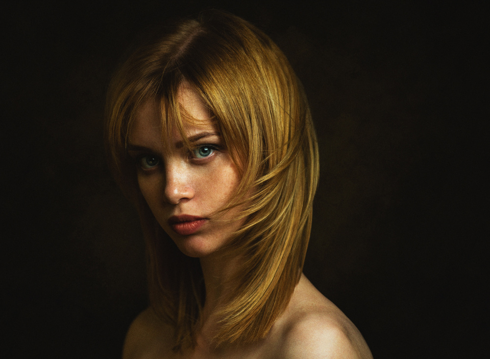 View this piece of fine art photography titled Maria by Jeroen van de Wiel