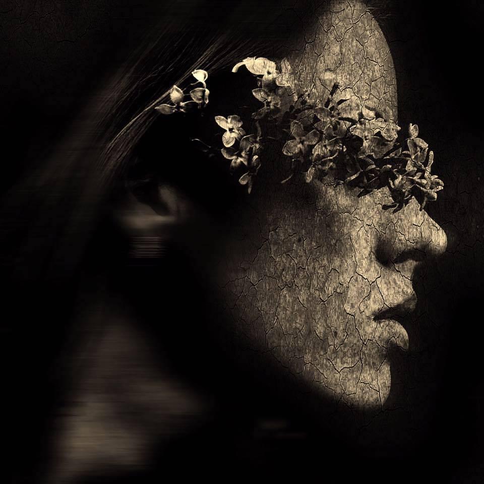 A piece of fine art art photography titled Belladonna by Artur Politov