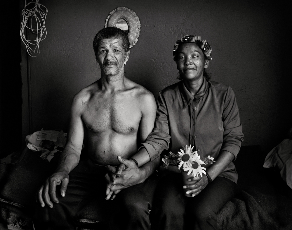 A piece of fine art art photography titled Togetherness by Andre du Plessis FRPS