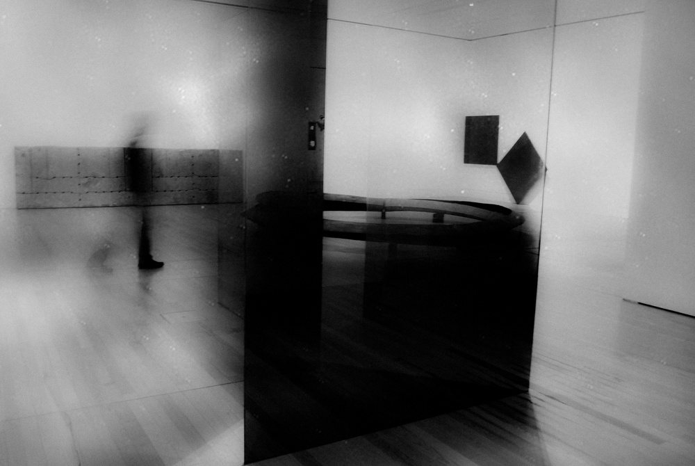 A piece of fine art art photography titled Multiverse by milena seita