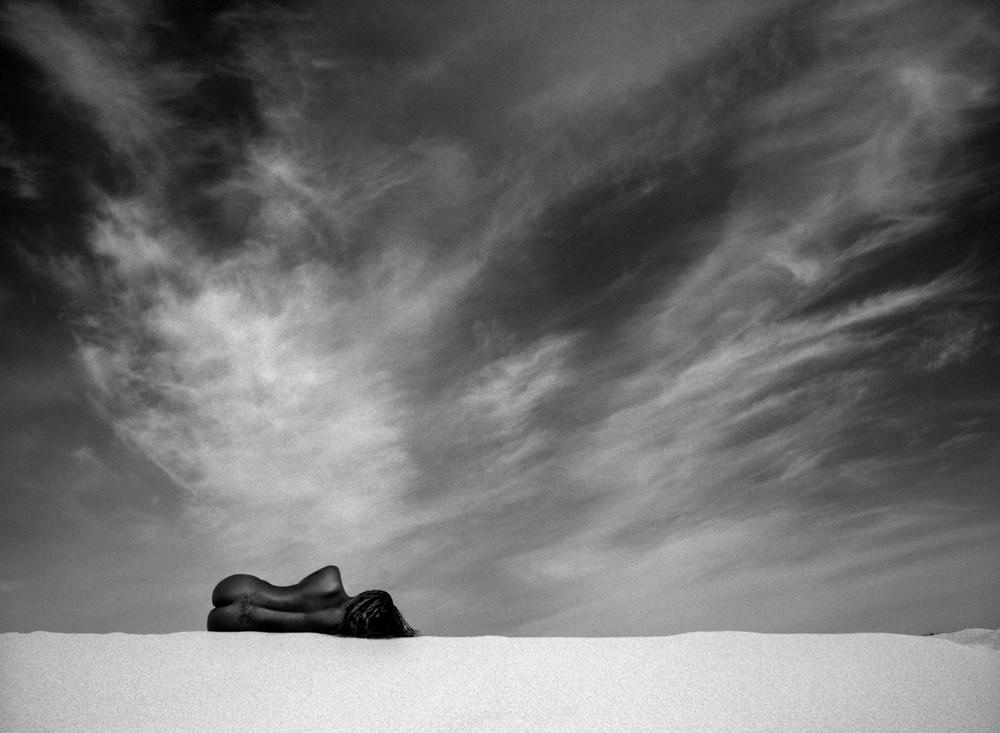 A piece of fine art art photography titled Untitled by Nana Sousa Dias