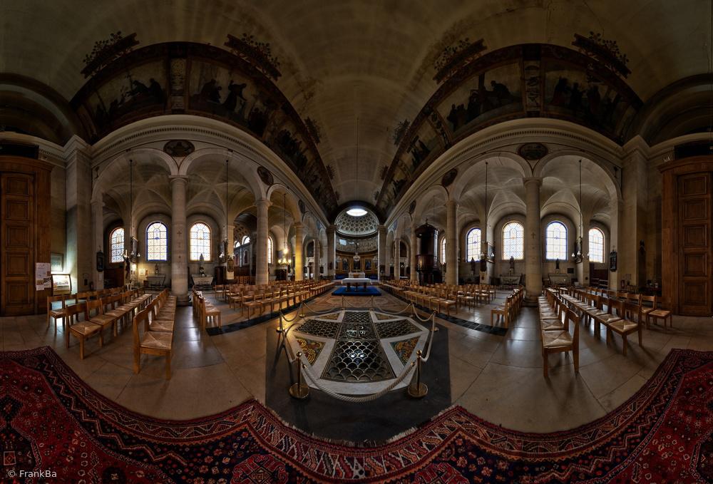 Eglise Notre Dame de Bonne Nouvelle - Paris