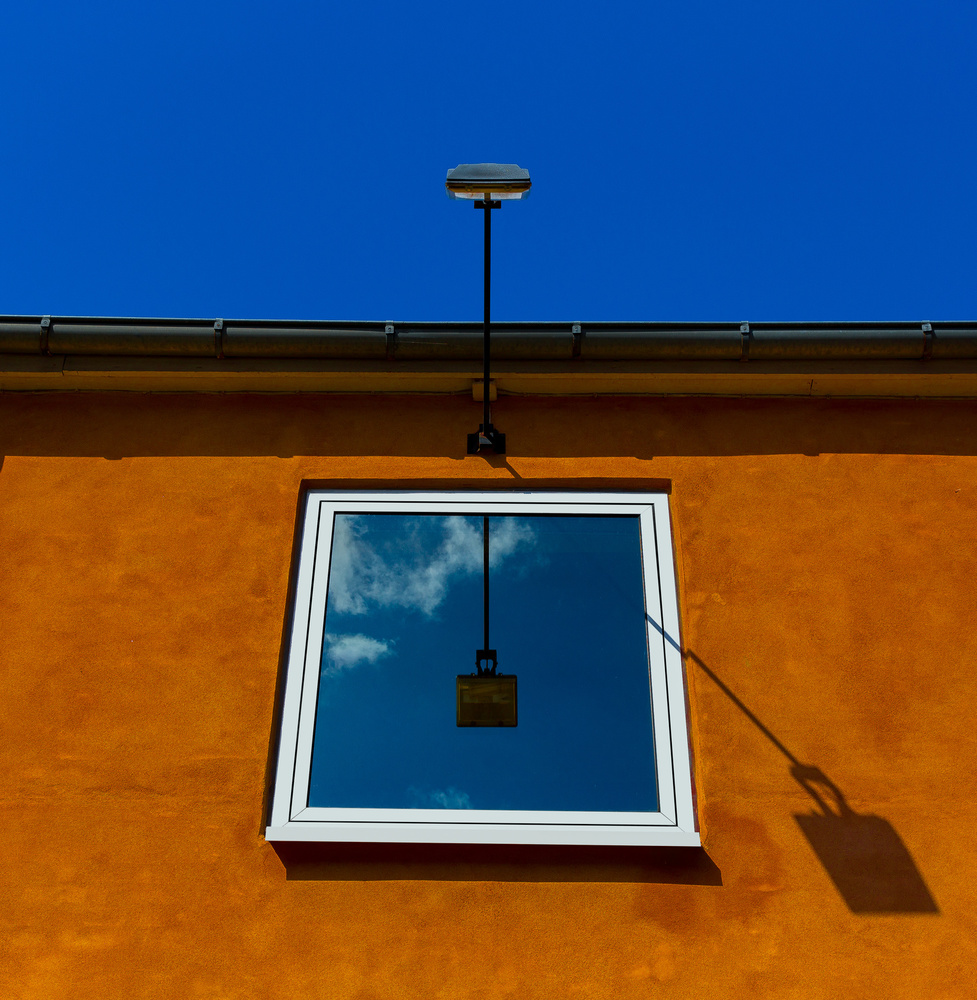 A piece of fine art art photography titled A Lamp by Inge Schuster