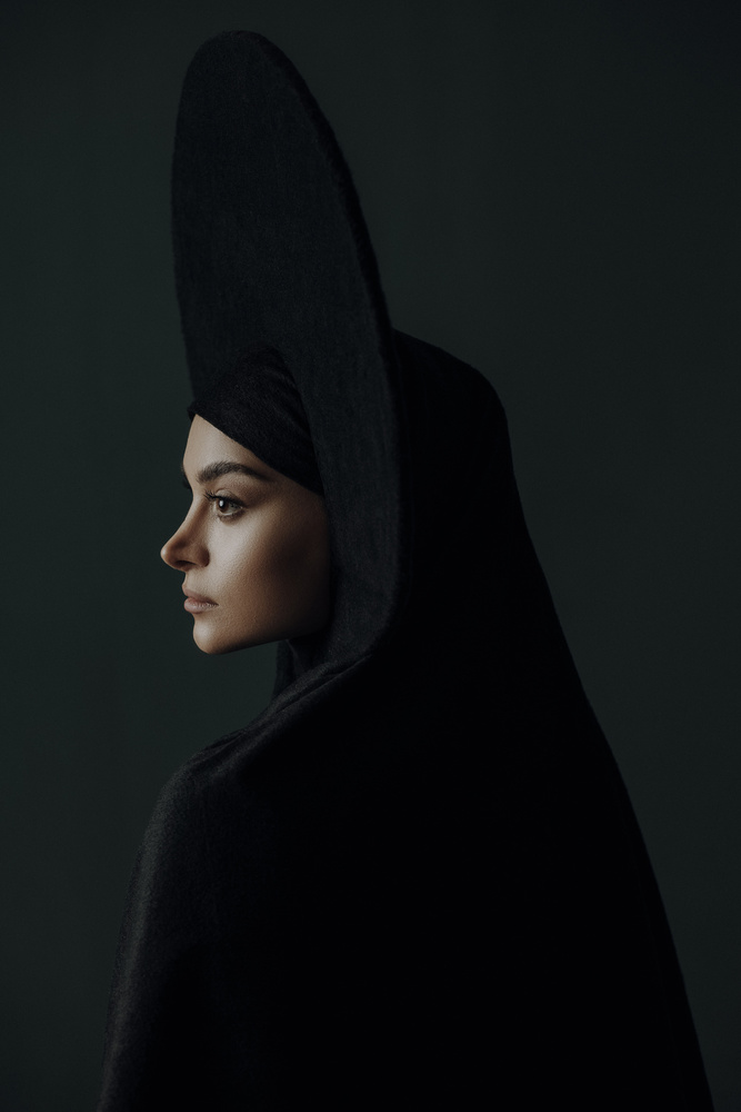 View this piece of fine art photography titled noora 1 by Mohammad Sorkhabi