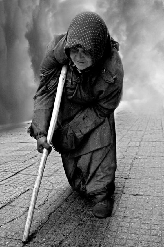 A piece of fine art art photography titled Untitled by Tatyana Chohadjieva