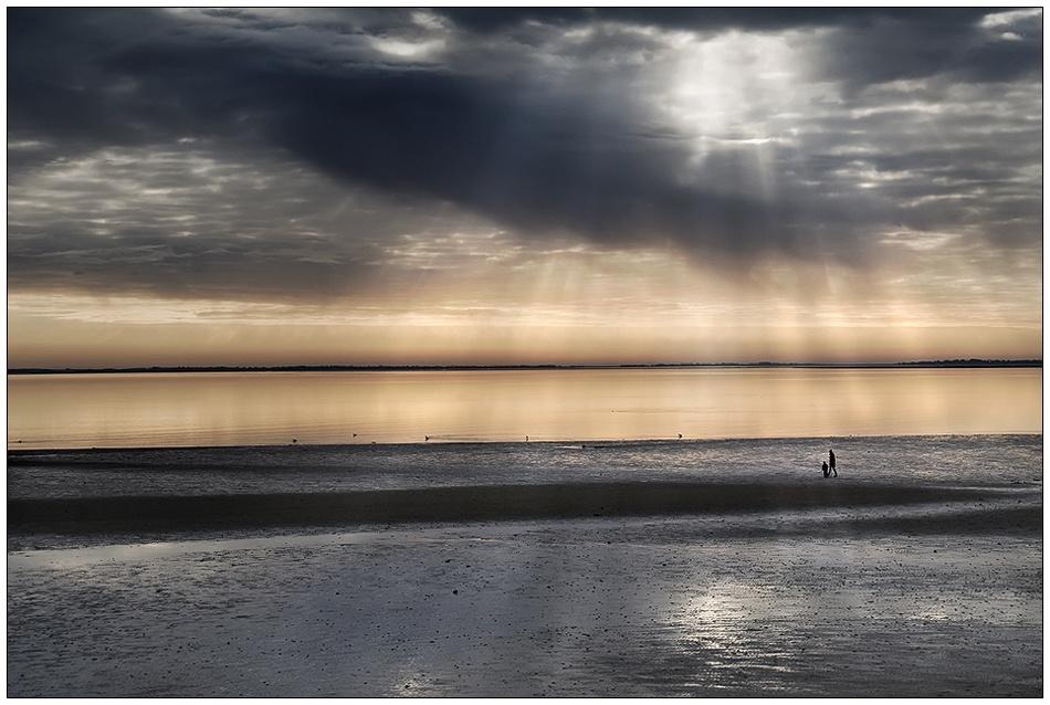 A piece of fine art art photography titled Moment of Light by Melanie Brunzel (Foto-Graefin)