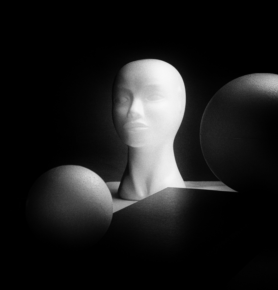A piece of fine art art photography titled Formalism by Brig Barkow