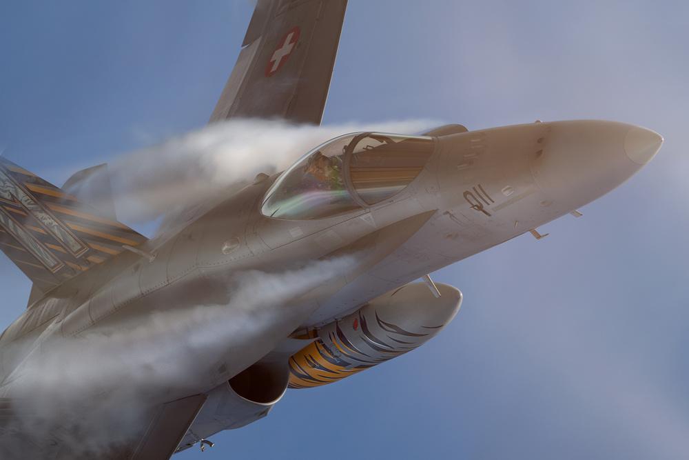 """F-18 """"Hornet"""""""