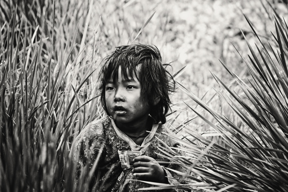 A piece of fine art art photography titled From Tabo by M. Mehdi Fazelbeygi
