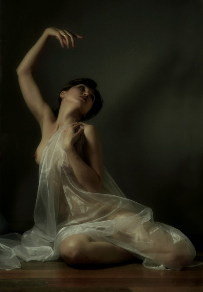 A piece of fine art art photography titled Untitled by Nude Art