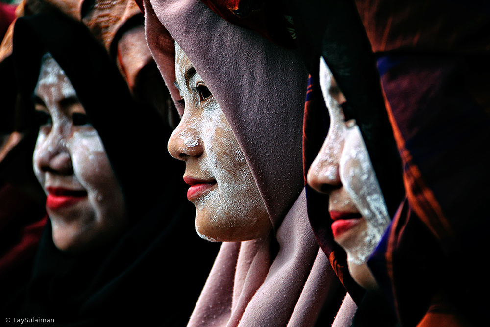 A piece of fine art art photography titled Galuh Banjar by Lay Sulaiman