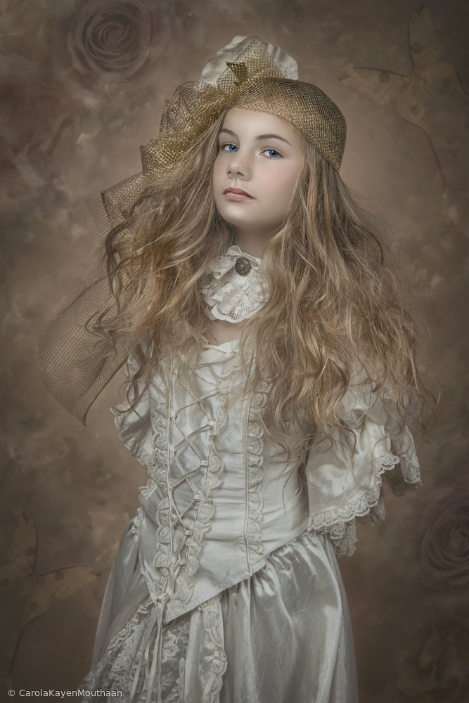 View this piece of fine art photography titled lovely girl by Izidor Gasperlin