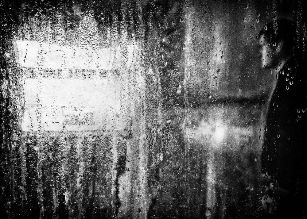 A piece of fine art art photography titled Condensation by  Topic