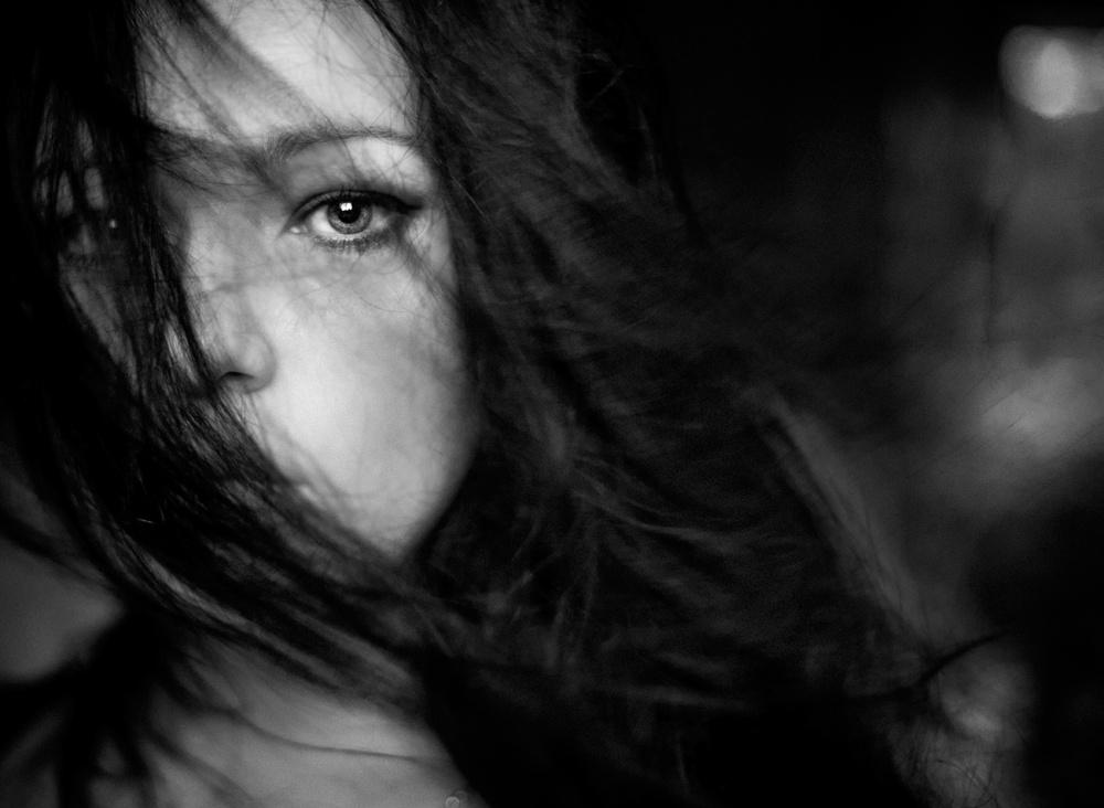 A piece of fine art art photography titled Untitled by Valeriya Tikhonova