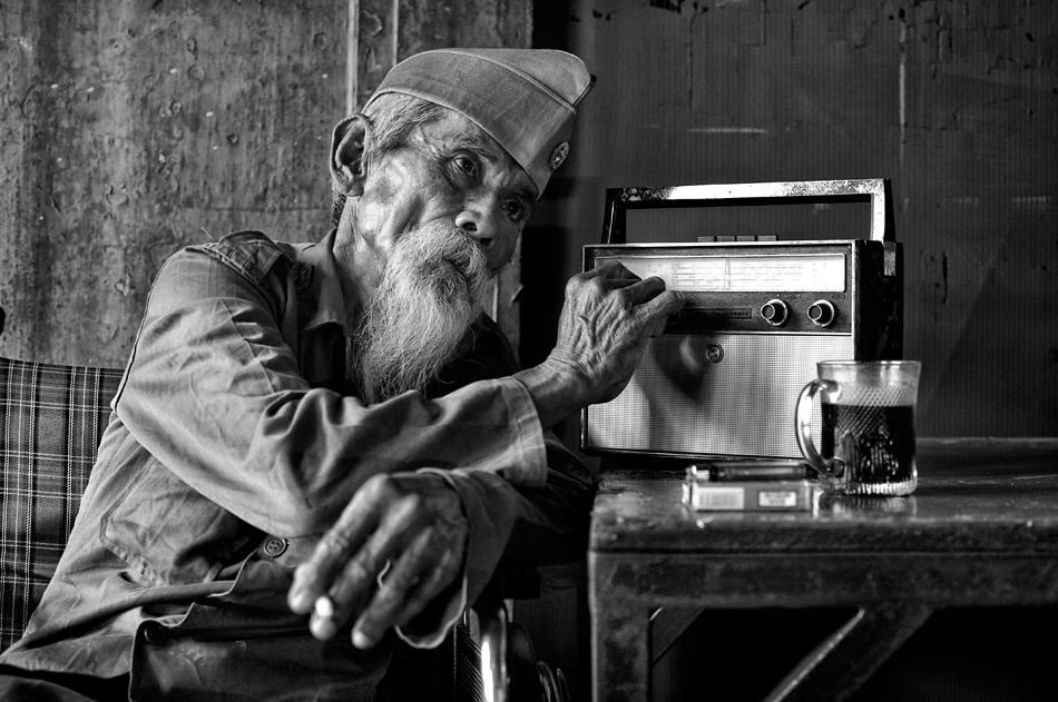 A piece of fine art art photography titled Old Memories by Adityo yudhistriatmojo