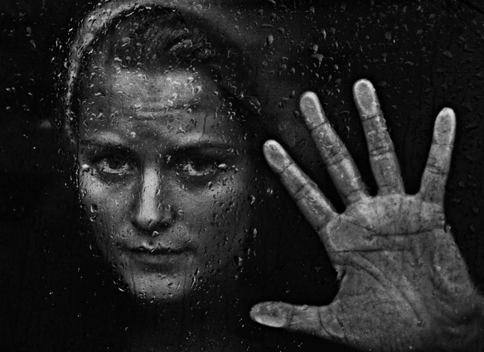 A piece of fine art art photography titled Fingerprints by Fredrik Ekren