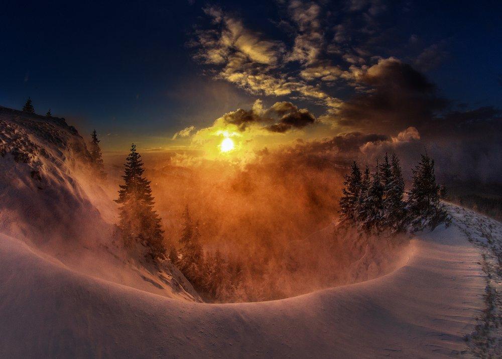 The Blizzard !
