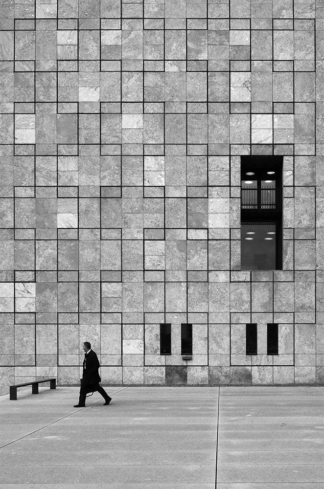 A piece of fine art art photography titled Going Home by Dan Clausen Hansen