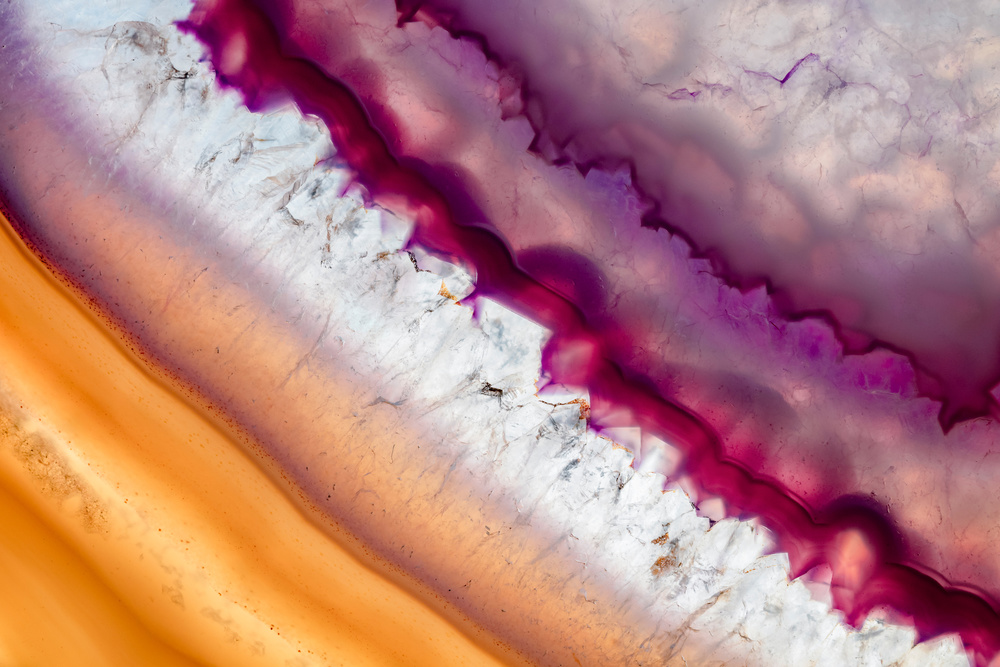 A piece of fine art art photography titled Cryptocrystals by Bruno Militelli