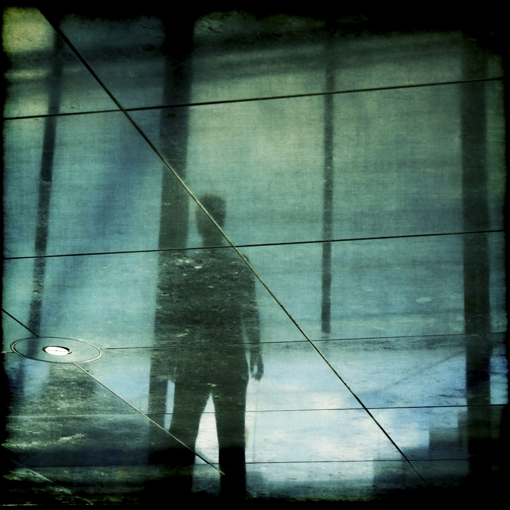 A piece of fine art art photography titled Review by Anja Buehrer
