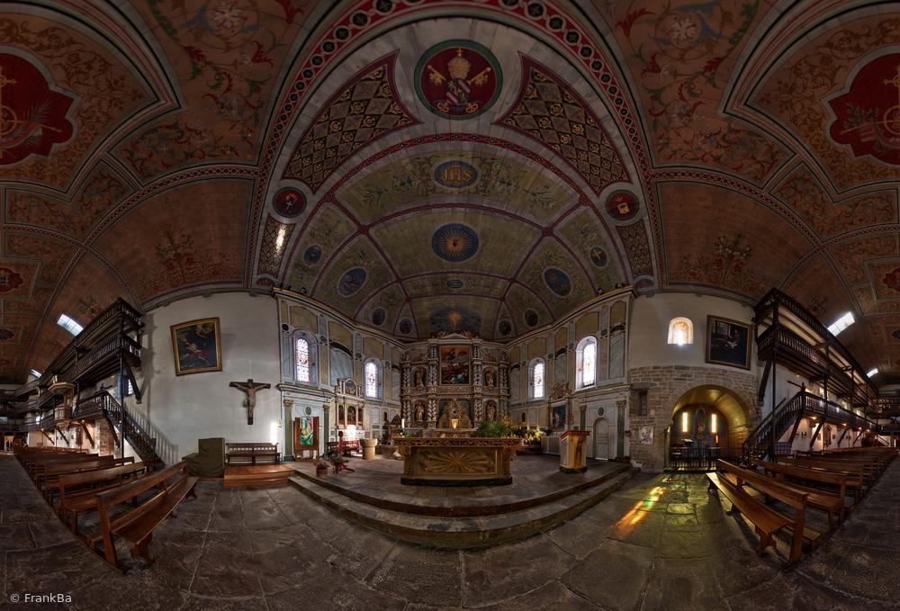 Eglise Saint Etienne d'Espelette