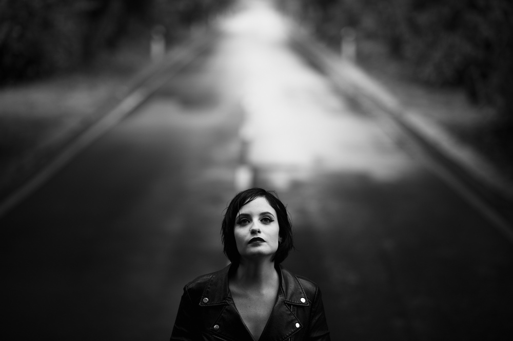 A piece of fine art art photography titled Maria by Rui Caria