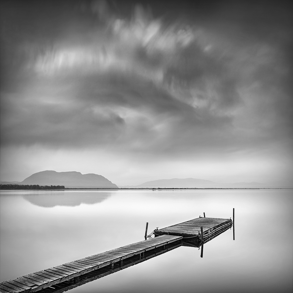 A piece of fine art art photography titled Tranquillity by George Digalakis