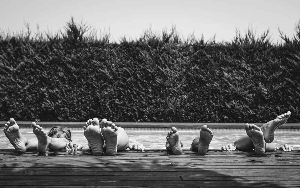 A piece of fine art art photography titled Tardes D'estiu by Gloria Salgado Gispert