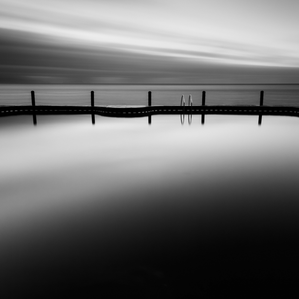 A piece of fine art art photography titled Pool by Martin Rak