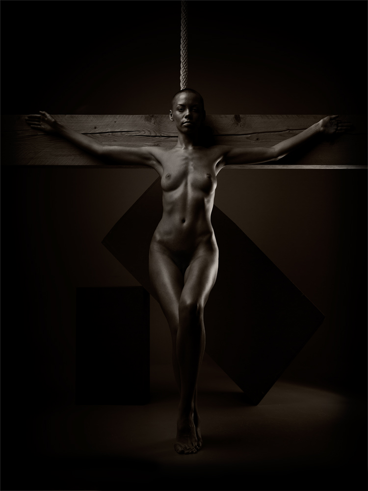 A piece of fine art art photography titled Gender by Aufik