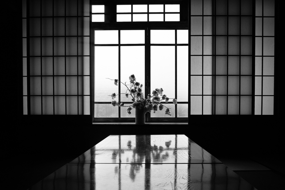 A piece of fine art art photography titled Untitled by Koji Sugimoto