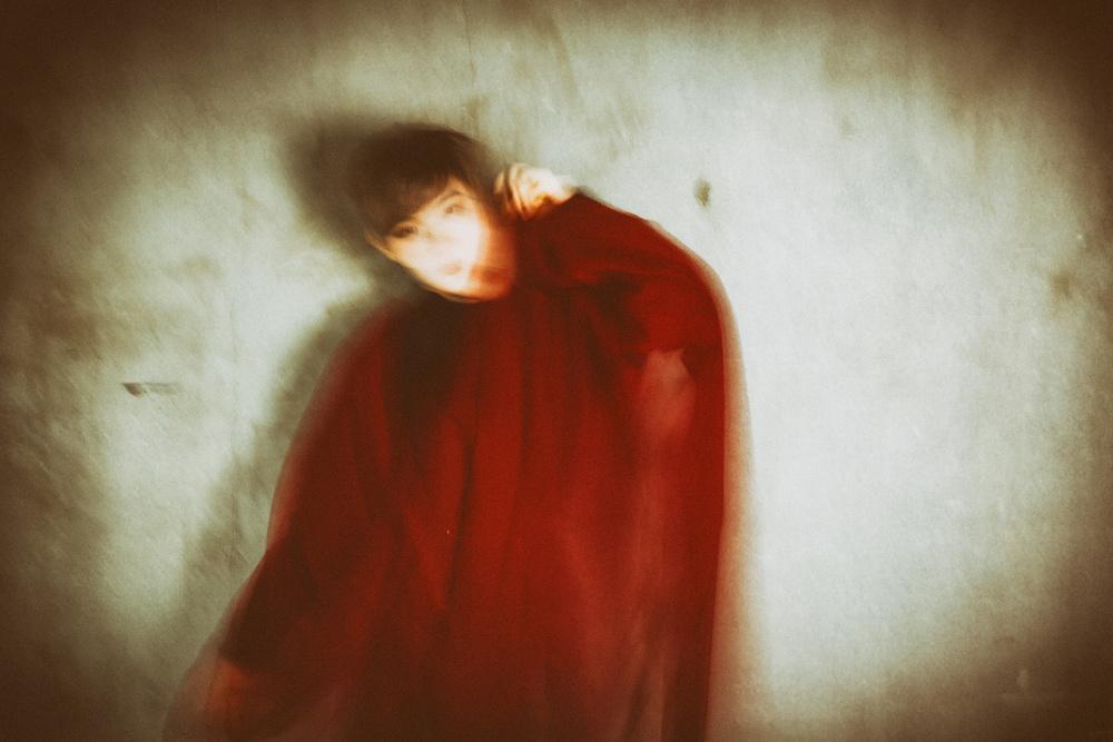 A piece of fine art art photography titled Elisa by Daisuke Kiyota