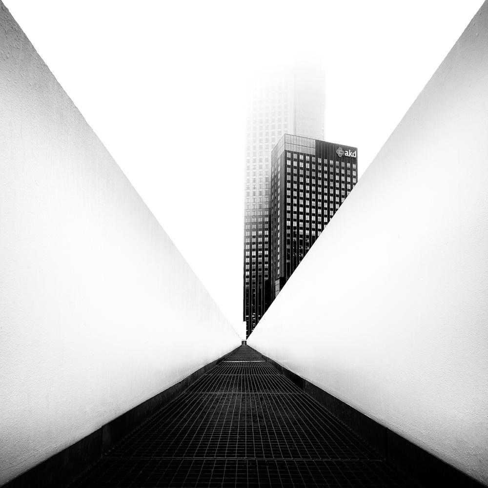 A piece of fine art art photography titled Dimension by Marek Kijevský