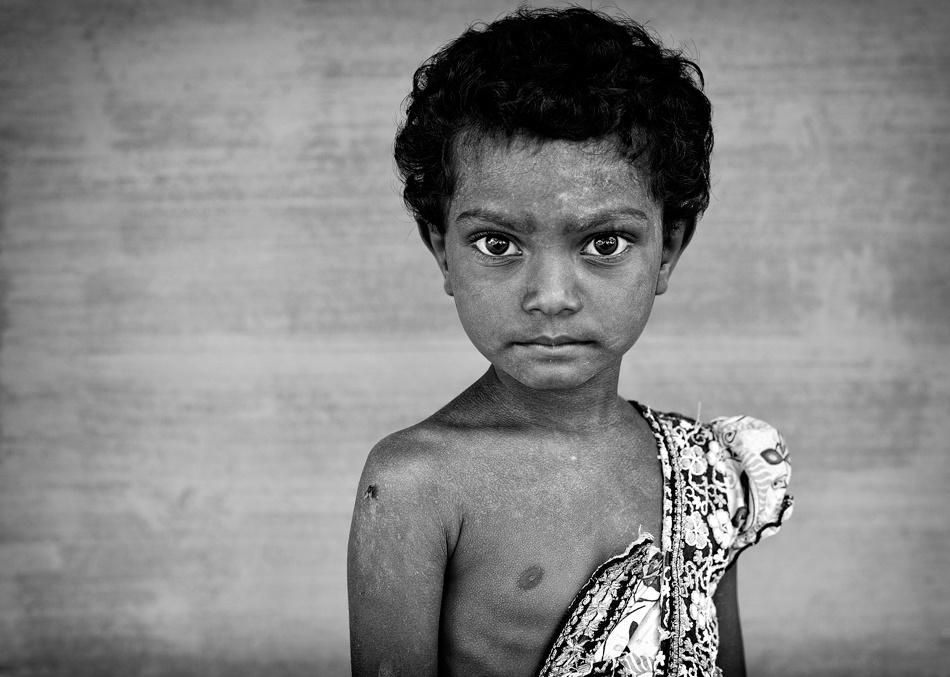 A piece of fine art art photography titled Rani by Robert