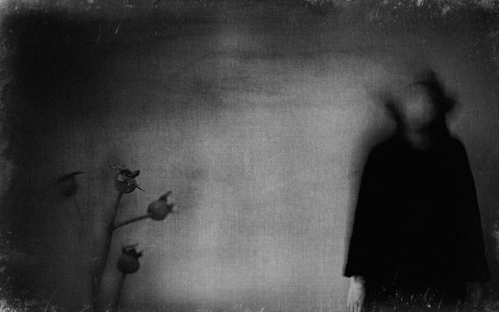 A piece of fine art art photography titled Your Last Portrait by Teruhiko Tsuchida