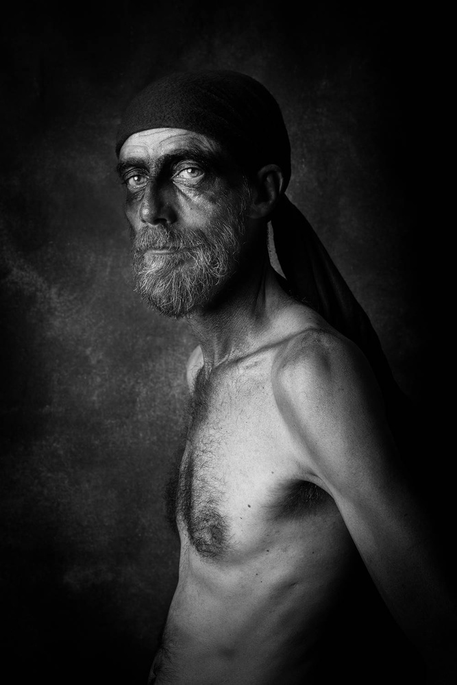 A piece of fine art art photography titled Dementia by Barrionuevo