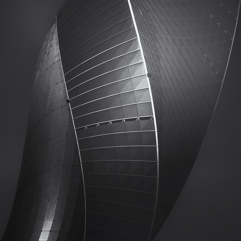 A piece of fine art art photography titled Scimitar5 by Ahmed Thabet