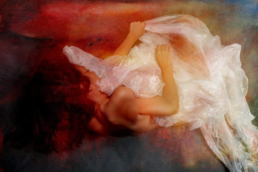 A piece of fine art art photography titled Impressionism by Olga Mest